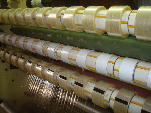 Как производится клейкая лента