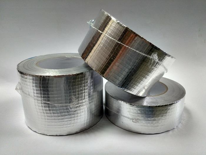 Характеристики алюминиевой клейкой ленты