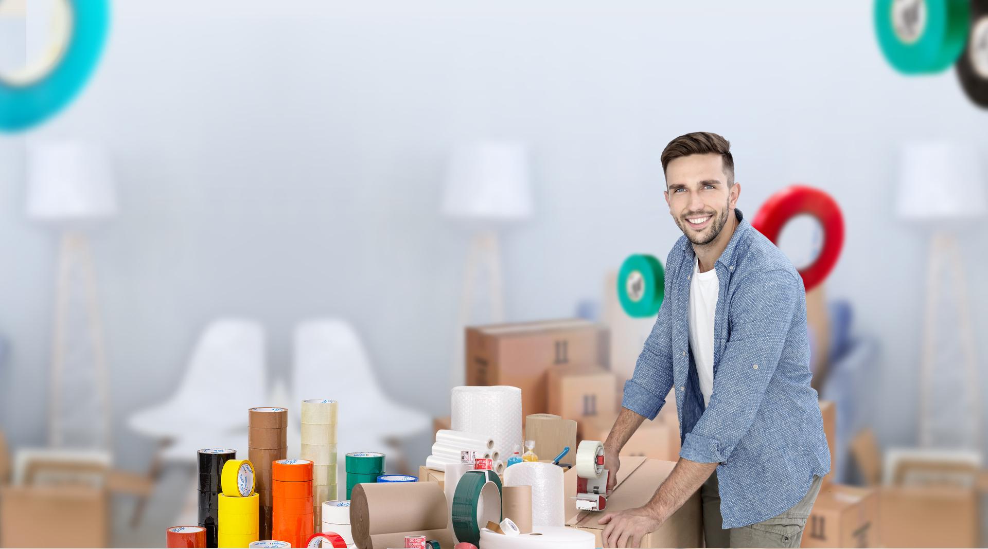 Упаковочные материалы по доступной стоимости