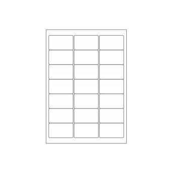 Самоклеящиеся этикетки А4 (упаковка)